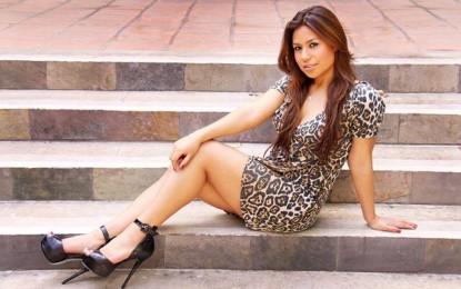 Eva García Luna Cantante de música Pop