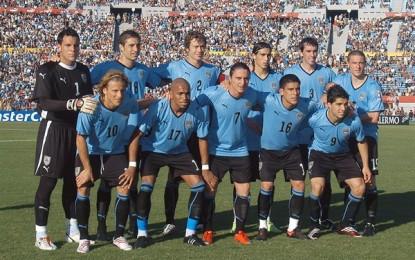 Uruguay ya dio la lista que enfrentara a Costa Rica en la fecha Fifa.