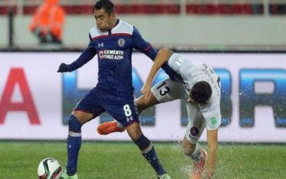 Cruz azul avanza a resbalones venciendo al WS ,ahora enfrentara a Real Madrid