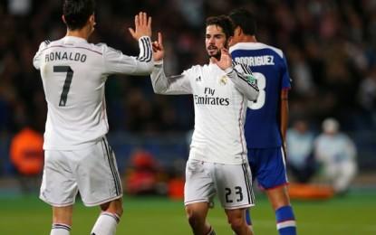 Real Madrid mostro su superioridad frente a un Cruz Azul lleno de errores