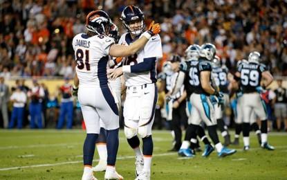 Los Broncos son los campeones del Superbowl