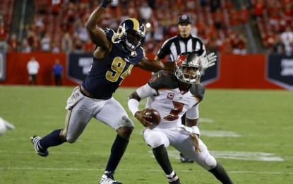 Gran triunfo de los Rams en Tampa Bay