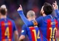 Barcelona y Real Madrid continuan la lucha por la cima