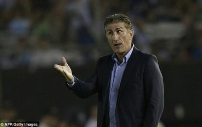 Edgardo Bauza fue despedido de Argentina