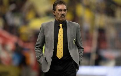Ricardo La Volpe no continuara en América