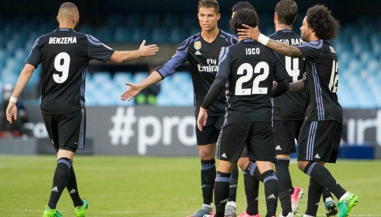 Real Madrid esta a un paso del Titulo, 4-1