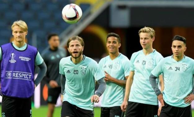 Todo listo para la Final de la Europa League