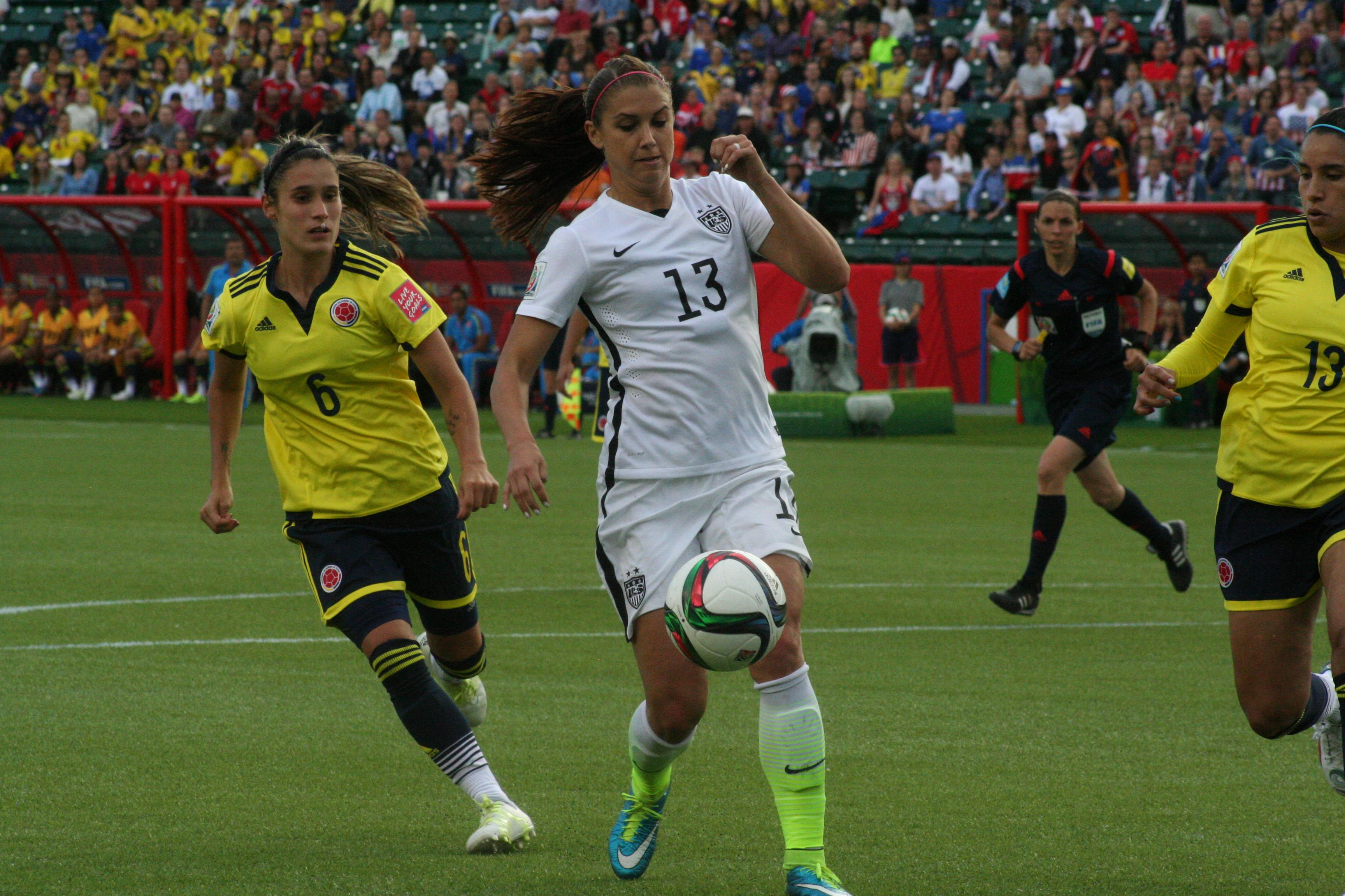 Alex Morgan jugará en el Fútbol Inglés