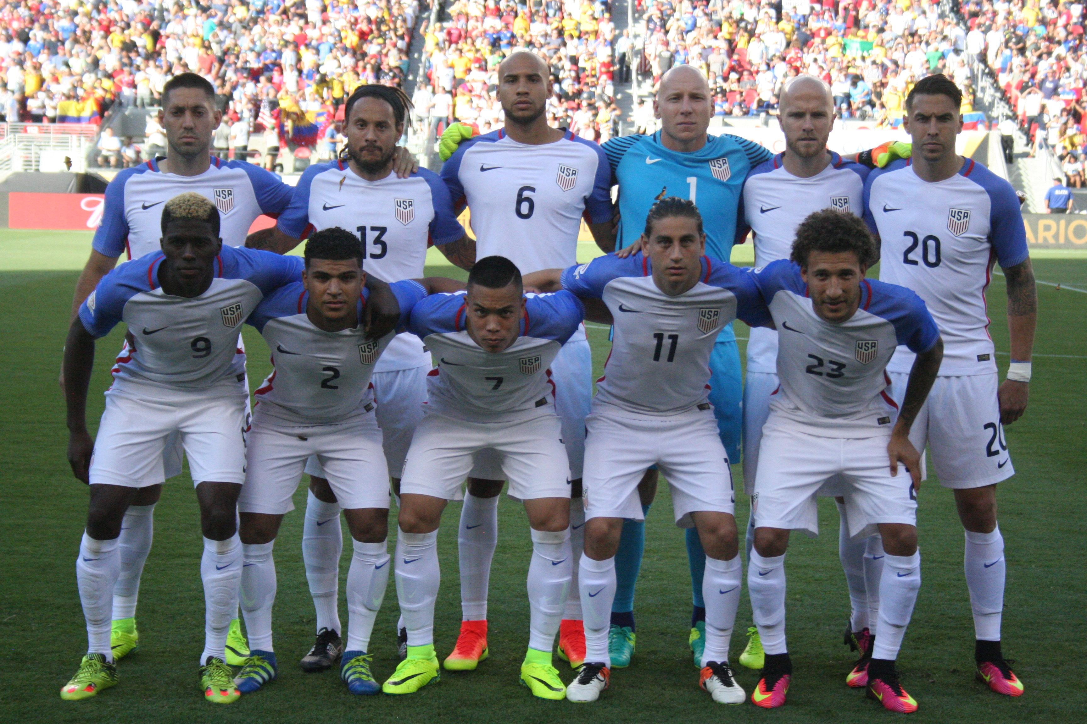 Estados Unidos enfrentará a Gales en Noviembre!!!
