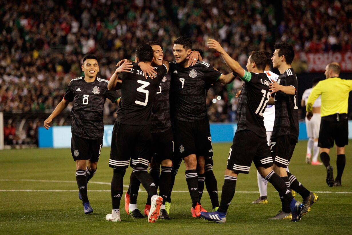 El Tri-color derrotó a Corea del Sur en Austria!!!