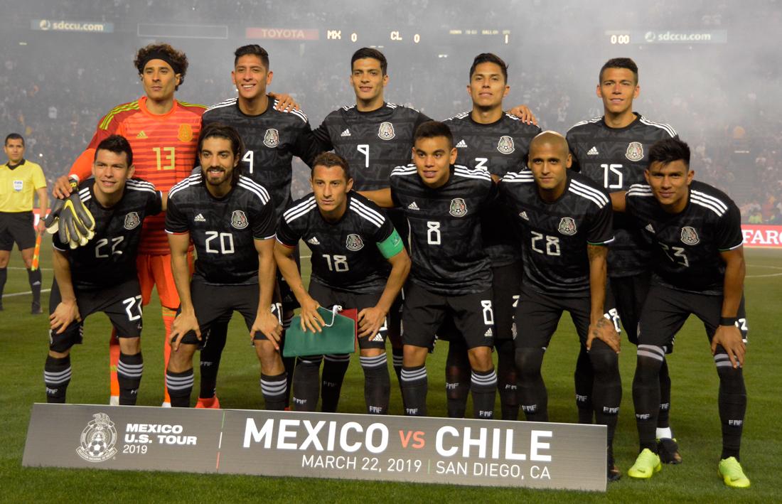 México cierra el 2020 con otra victoria!!!