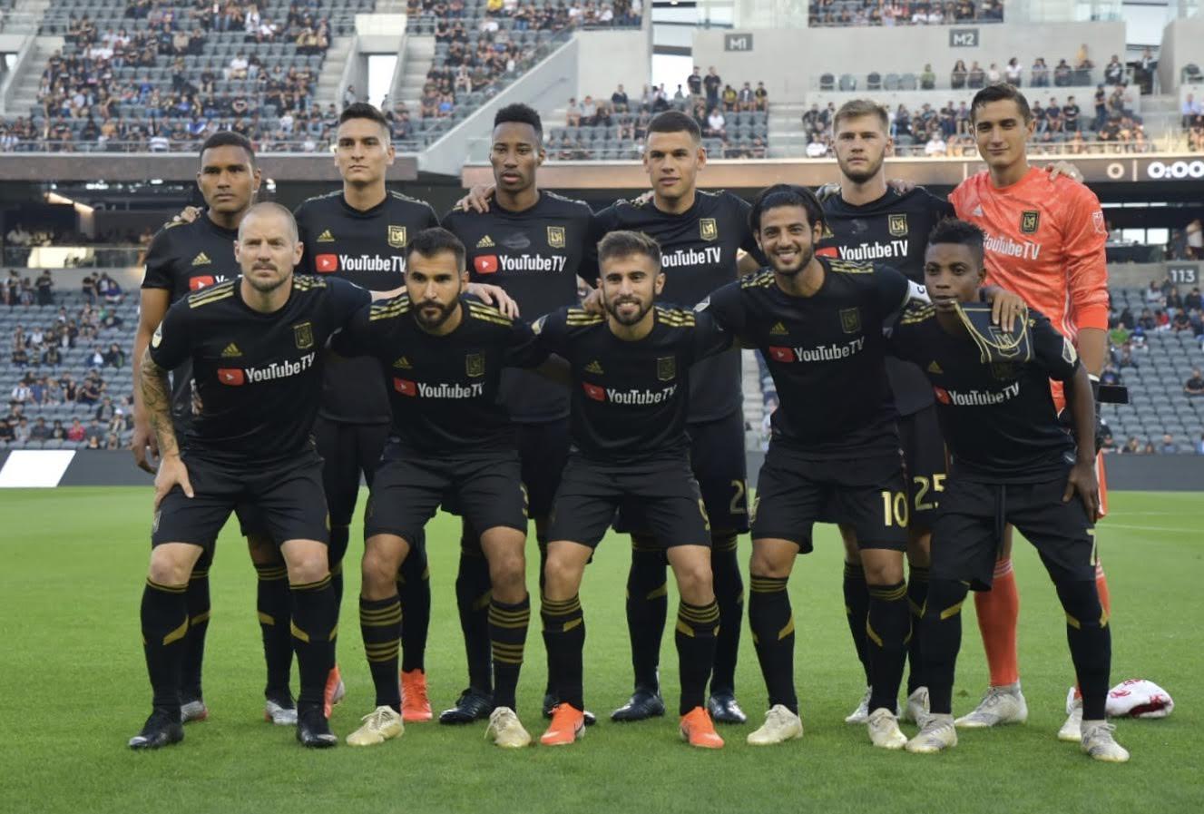 LAFC abre la temporada 2021 con el pie derecho