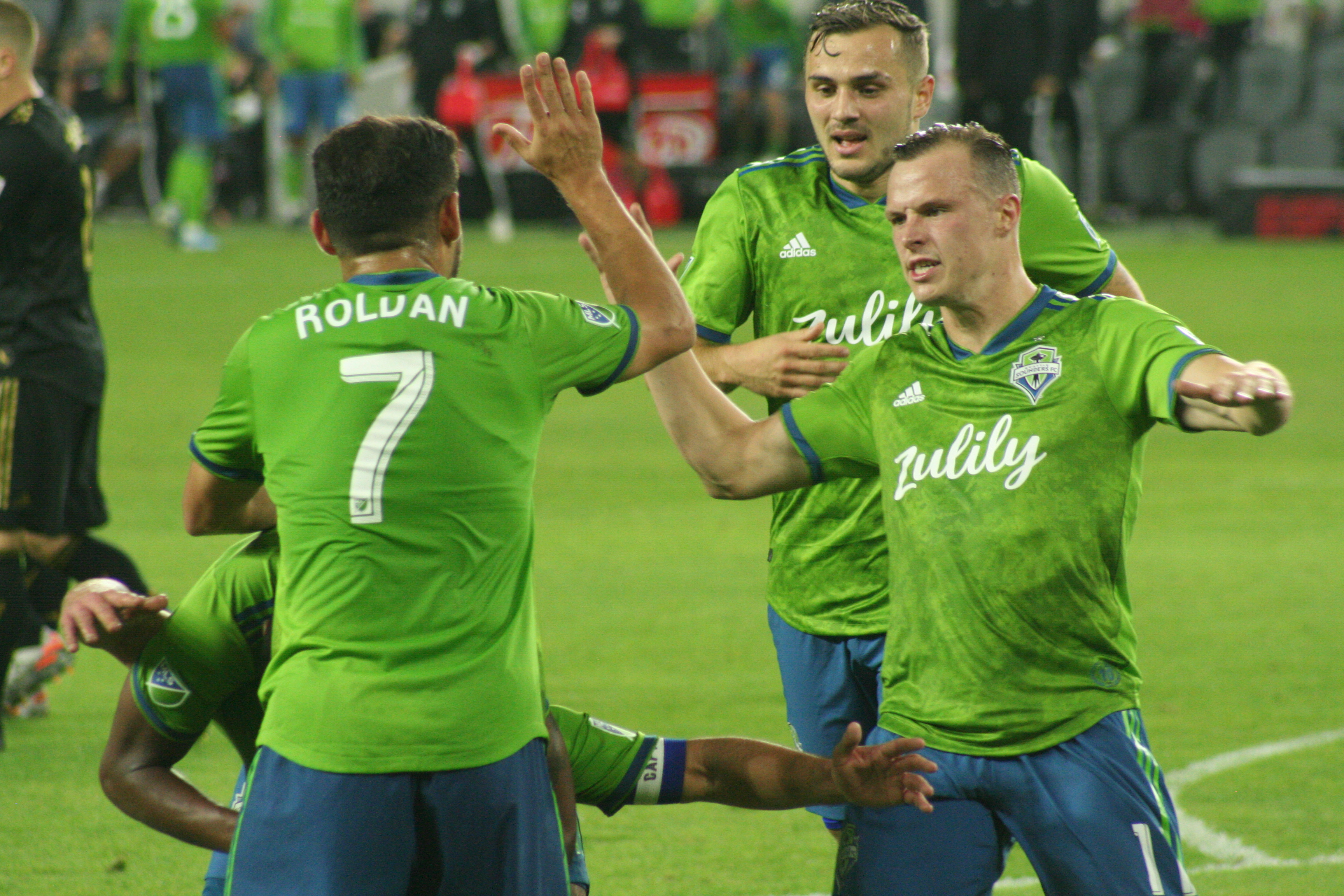 Seattle Sounders vuelve a eliminar a LAFC en Playoffs!!!