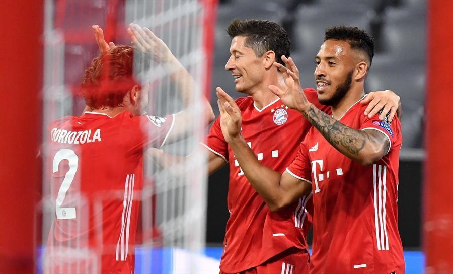 Bayern Munich no tuvo piedad ante Chelsea!!!