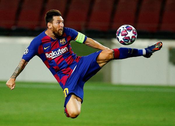 Barcelona avanza a Cuartos y enfrentará al Bayern Munich!!