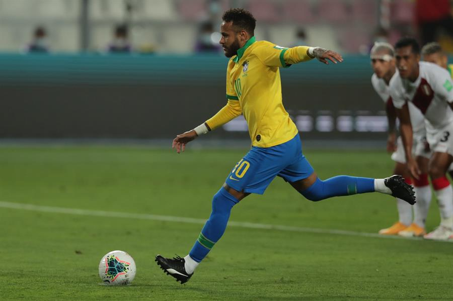 Brasil derrotó a Perú con mucha polémica!!!