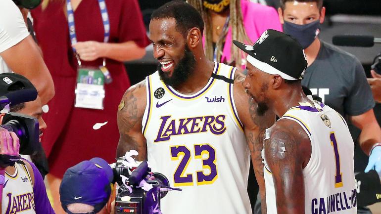 Los Lakers se coronan después de diez años!!!