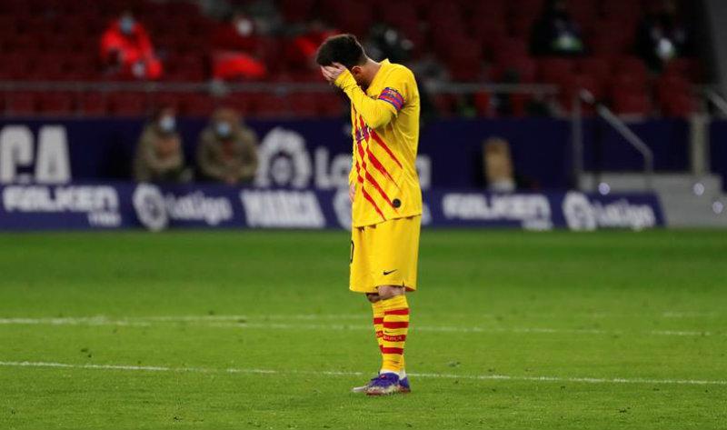 Barcelona no salió vivo del Wanda Metropolitano!!!