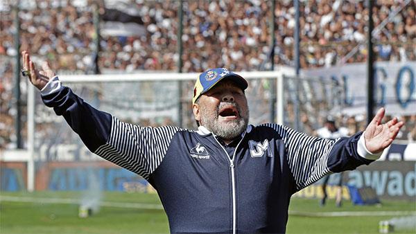 Falleció Diego Armando Maradona a las 60 años