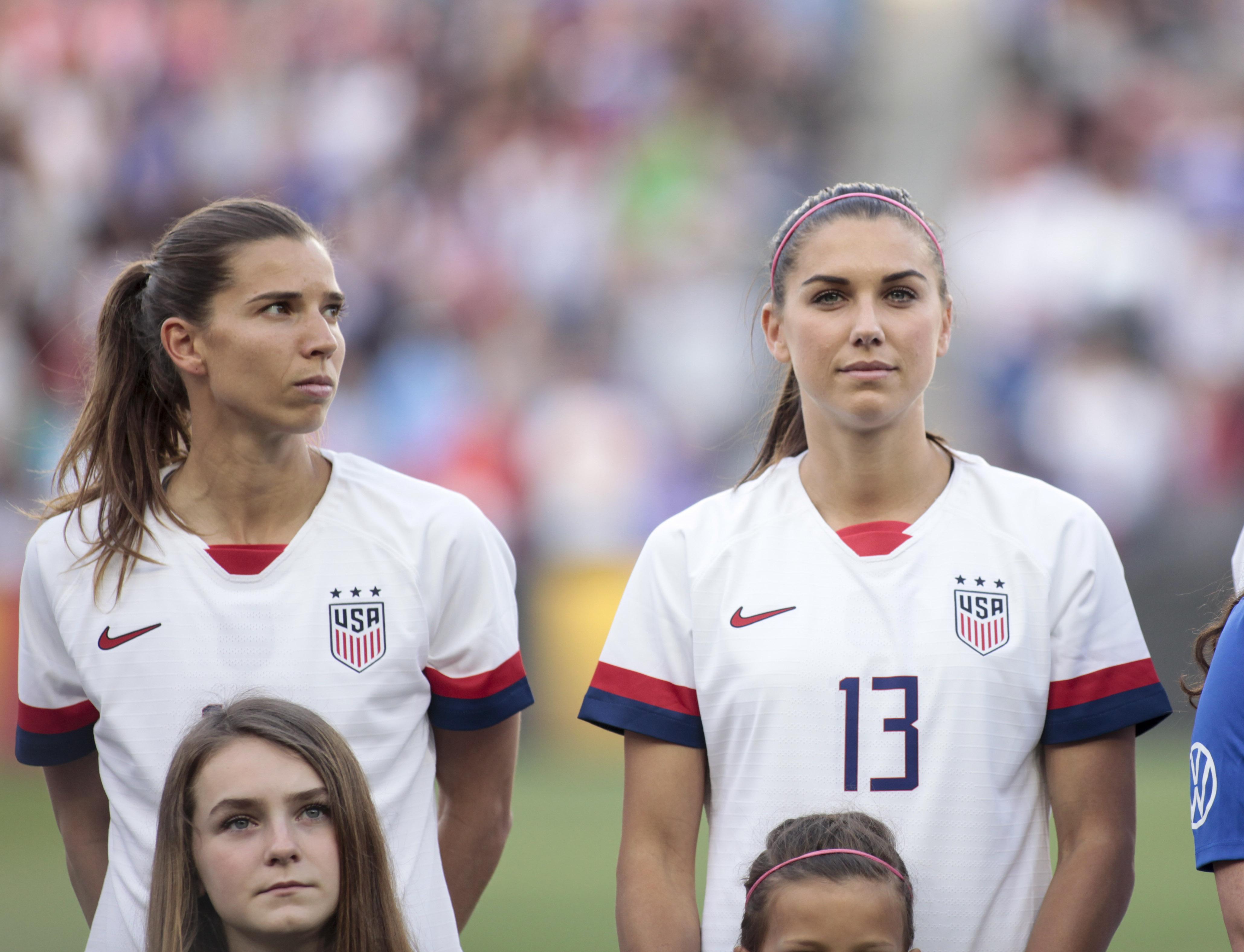 Estados Unidos derrota a Brasil en Orlando