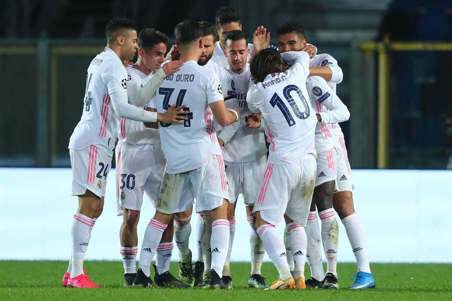 Real Madrid saca una buena ventaja de visitante