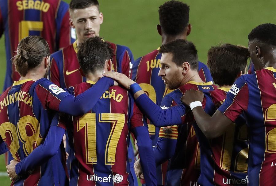 Barcelona no tuvo piedad ante Alaves
