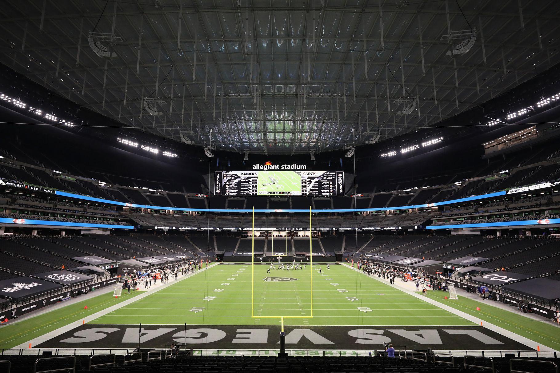 Allegiant Stadium será sede para la Final de Copa Oro