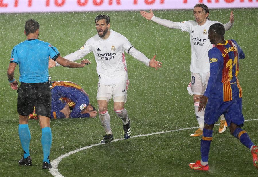 Real Madrid venció a Barcelona en el Super Clásico!!!