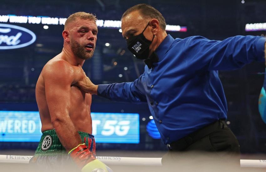 """""""Canelo"""" Álvarez gana por KO ante Billy Joe Saunders!!!"""