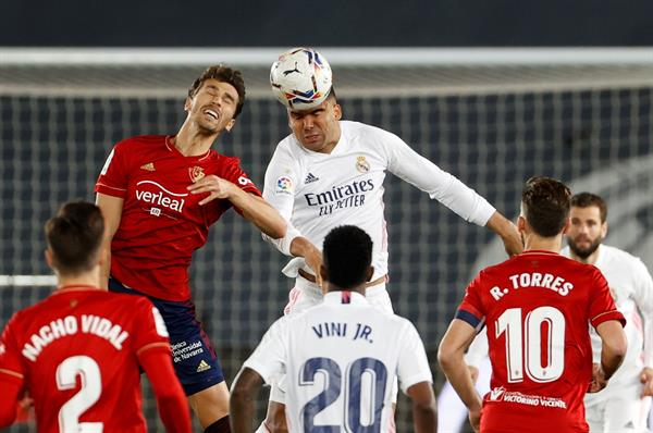 Real Madrid sigue firme en España!!!