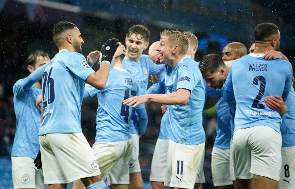 Manchester City avanza a la Gran Final de la Champions League!!!