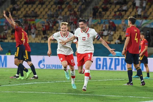 España dejó muchas dudas ante Polonia!!!