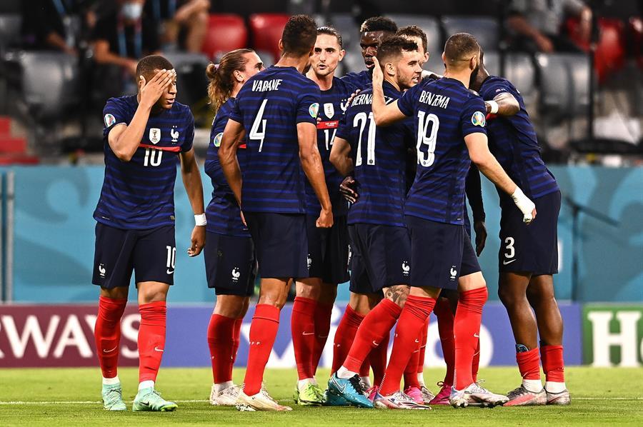 Francia inicia la Euro derrotando a Alemania en Múnich!!!