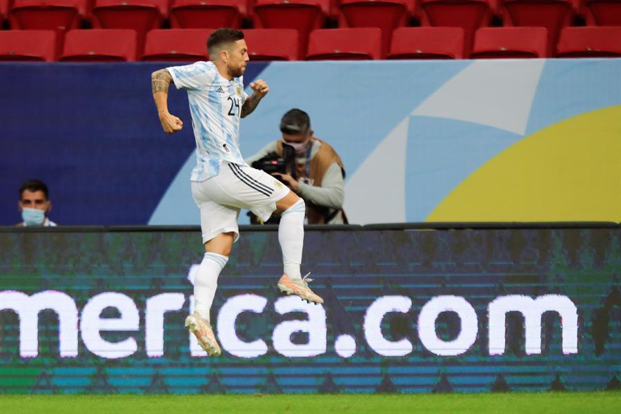 Argentina derrota a Paraguay y sella su pase a Cuartos!!!