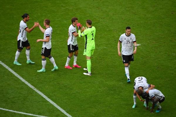 Alemania revive y derrota a Portugal!!!