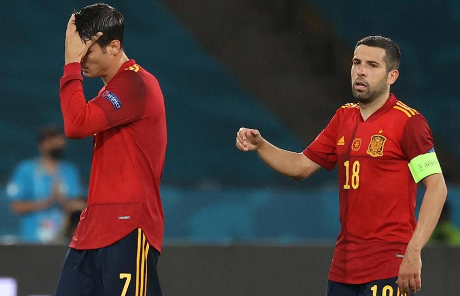 España y Suecia no se hicieron daño!!!