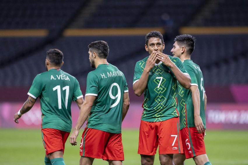 México avanza a Cuartos en los Juegos Olímpicos!!!