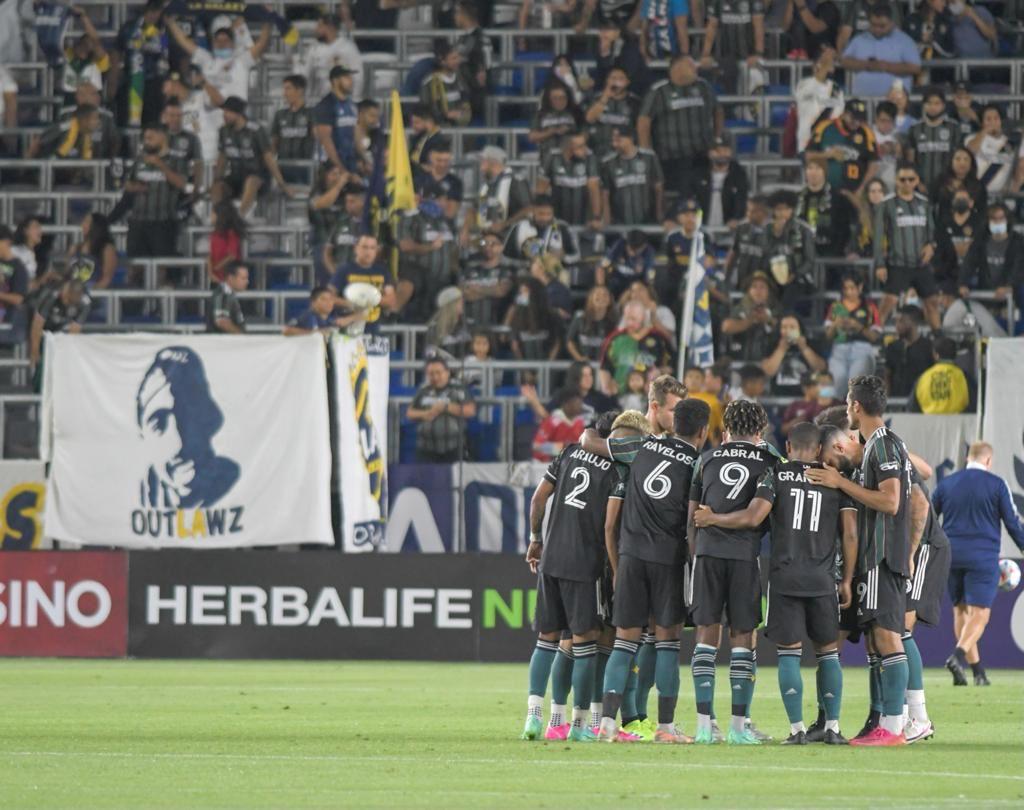 LA Galaxy rescata un punto en Colorado!!!